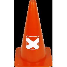 """X Cone, 12"""""""