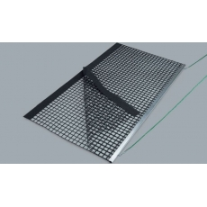 Aluminijski povlakač - dvostruki PVC