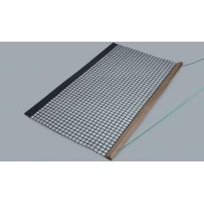 Drveni povlakač - jednostriki PVC